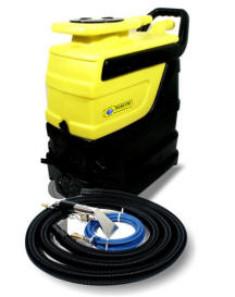carpet cleaning extractor, detailer, spotter